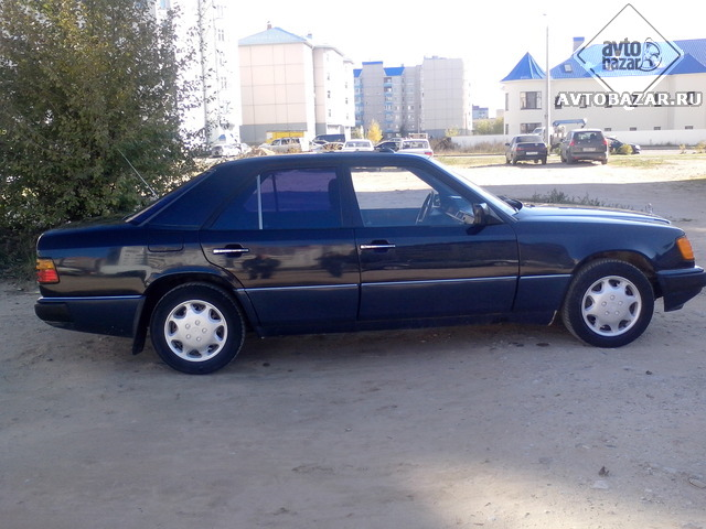 Автомобиль Mercedes-Benz (W124) 230 E (132 Hp) - Энциклопедия машин.