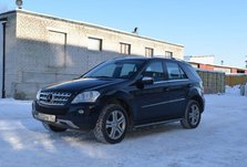 Mercedes-Benz ML-klasse